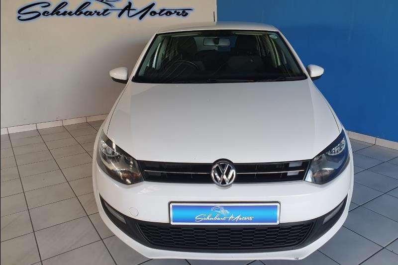 2011 VW Polo 1.6TDI Comfortline