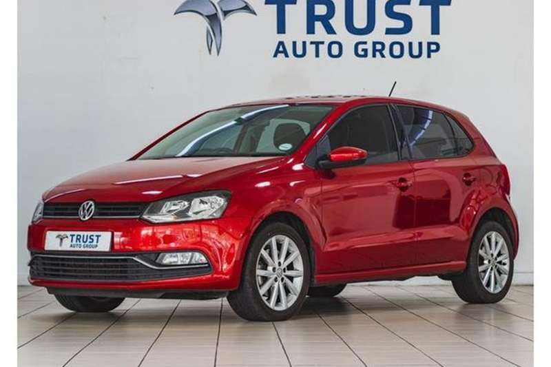 2016 VW Polo hatch 1.4TDI Highline