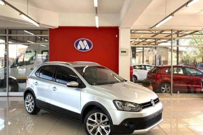 2014 VW Polo Cross  1.2TSI