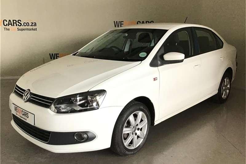 2011 VW Polo sedan 1.6 Comfortline