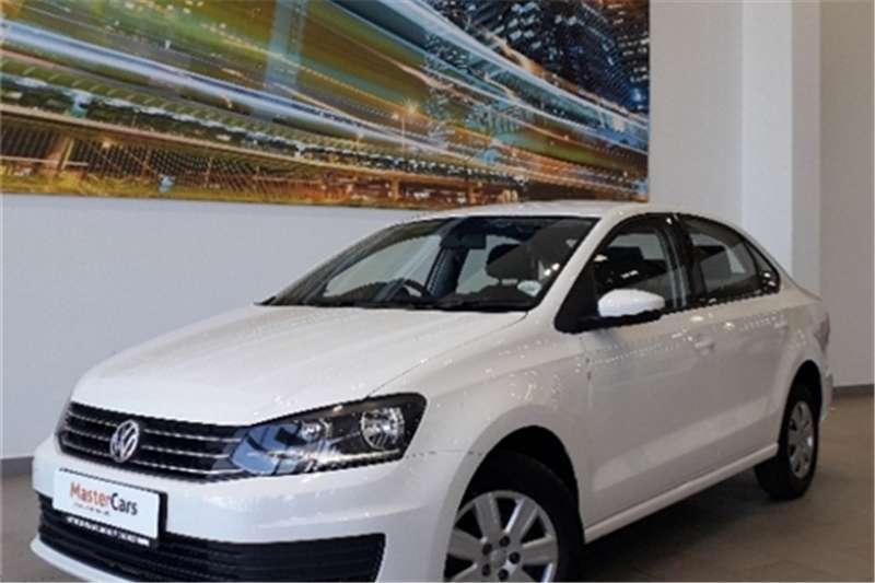 2018 VW Polo sedan 1.6 Trendline