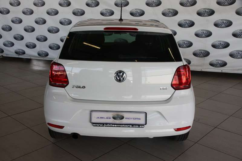 2016 VW Polo 1.2TSI Highline