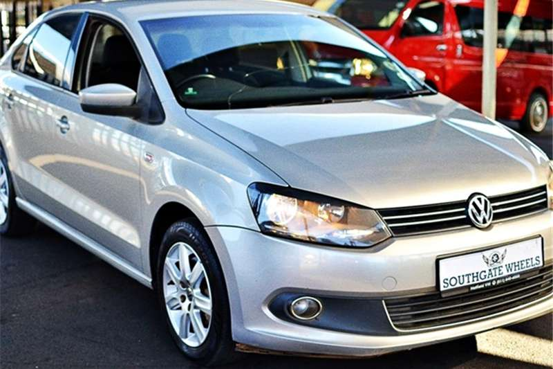 2011 VW Polo sedan 1.6TDI Comfortline