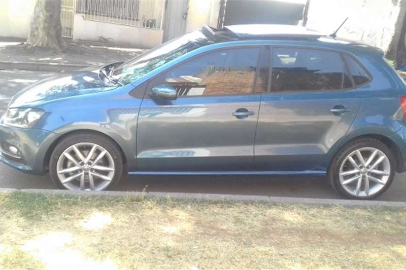 2017 VW Polo hatch 1.2TSI Highline auto