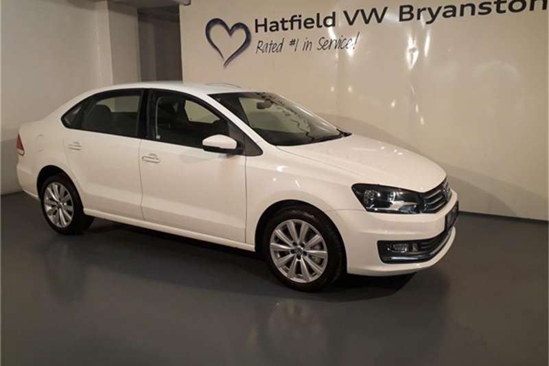 2019 VW Polo sedan 1.5TDI Comfortline