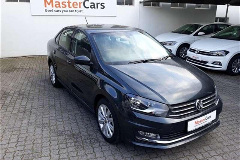 2019 VW Polo sedan 1.6 Comfortline