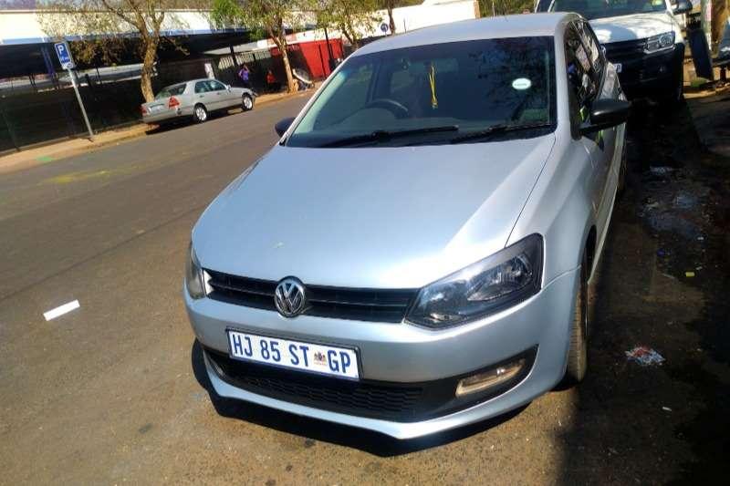 2012 VW Polo 1.6 Comfortline