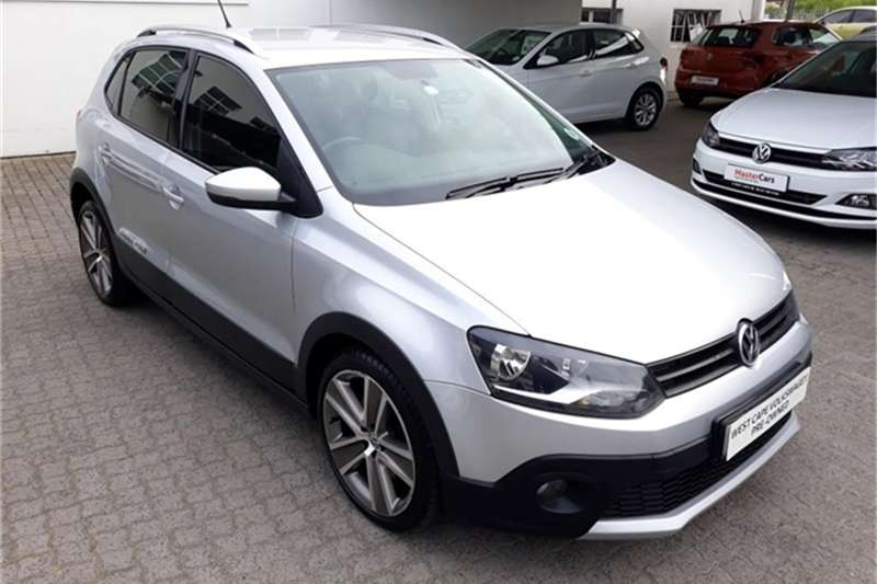 2011 VW Polo Cross  1.6TDI Comfortline
