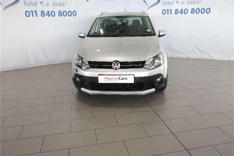 2015 VW Polo Cross  1.2TSI