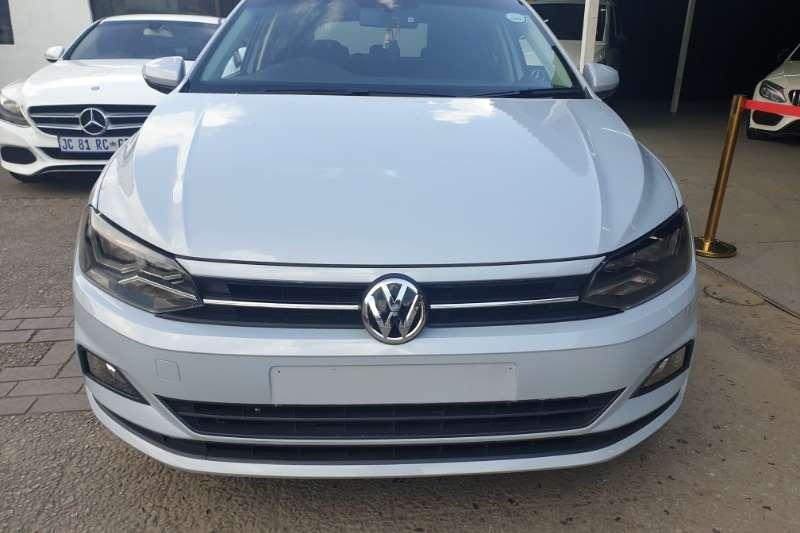 2019 VW Polo hatch 1.0TSI R Line auto