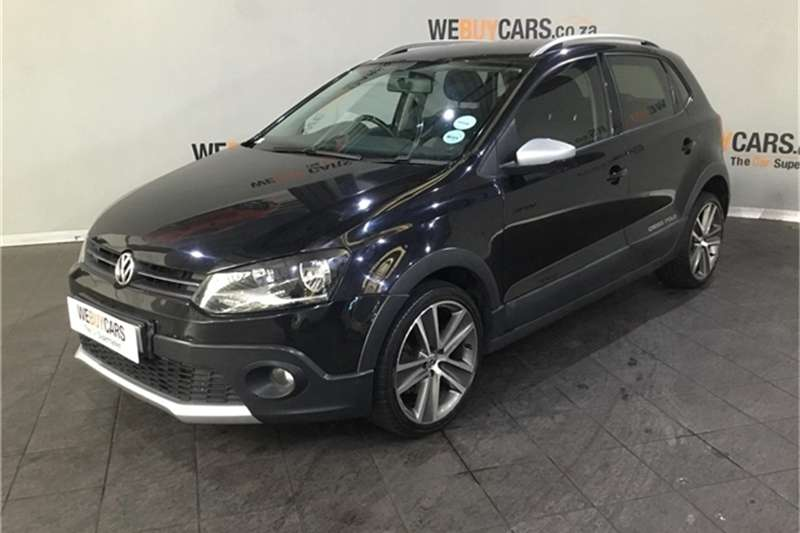 2010 VW Polo Cross  1.6TDI Comfortline