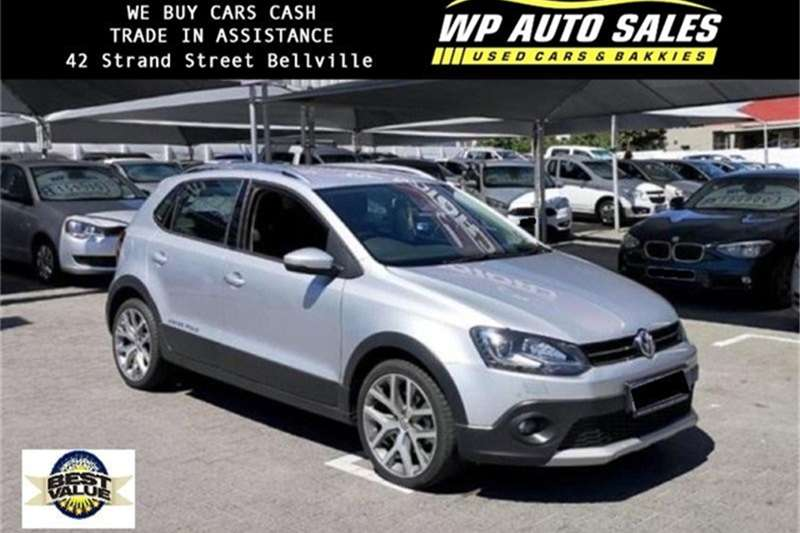 2016 VW Polo Cross  1.4TDI