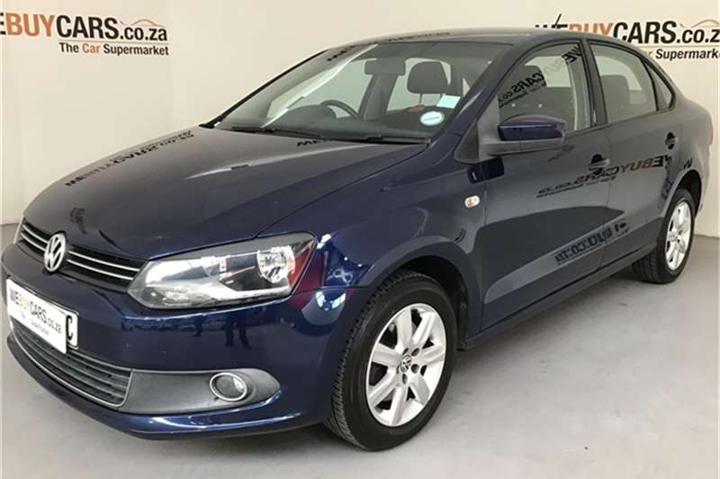 2013 VW Polo sedan 1.6TDI Comfortline