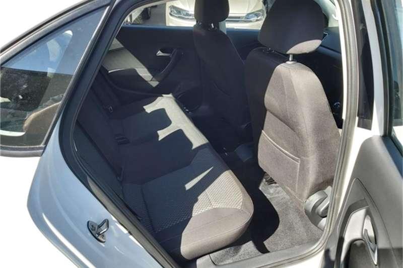 2018 VW Polo sedan 1.6 Comfortline