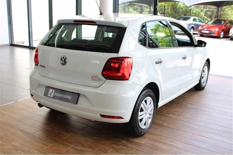 2016 VW Polo 1.2TSI Trendline