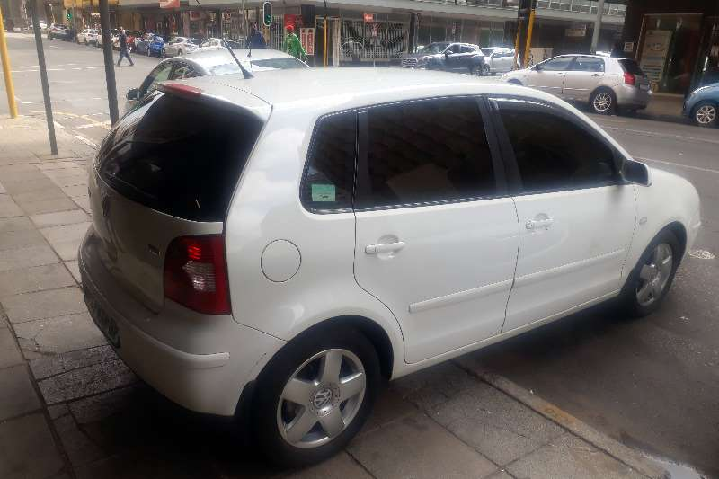 2006 VW Polo hatch 1.4TDI Highline