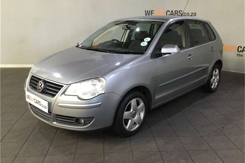 2007 VW Polo 1.9TDI 74kW Highline