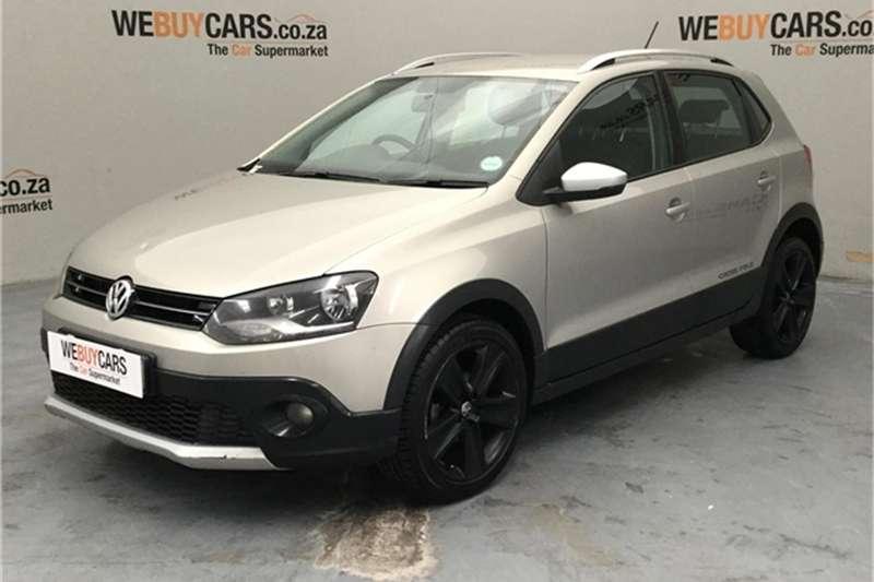 2012 VW Polo Cross  1.6 Comfortline