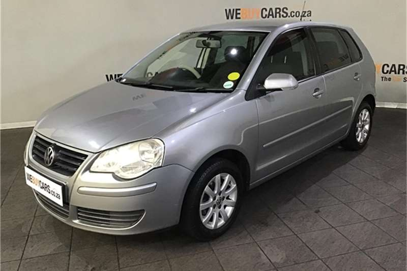 2007 VW Polo 1.6 Comfortline tiptronic