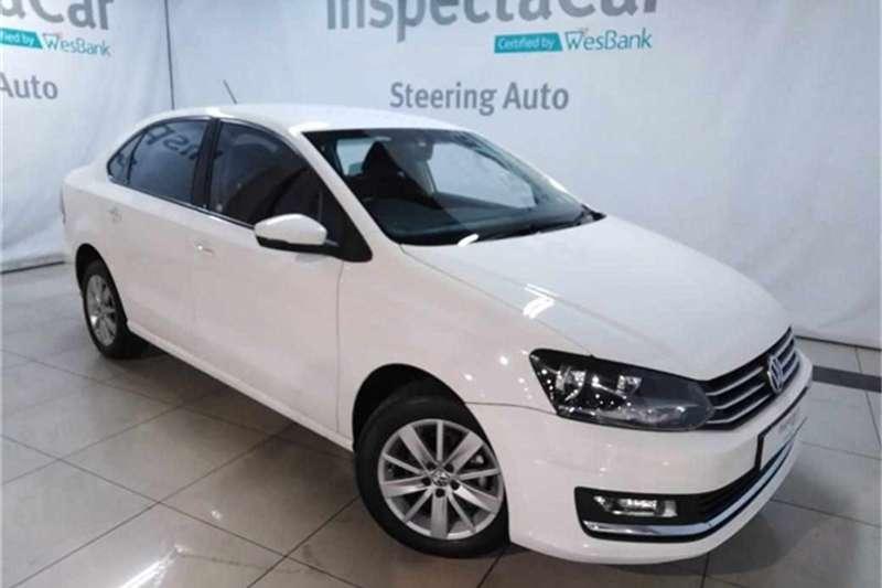 2016 VW Polo sedan 1.6 Comfortline