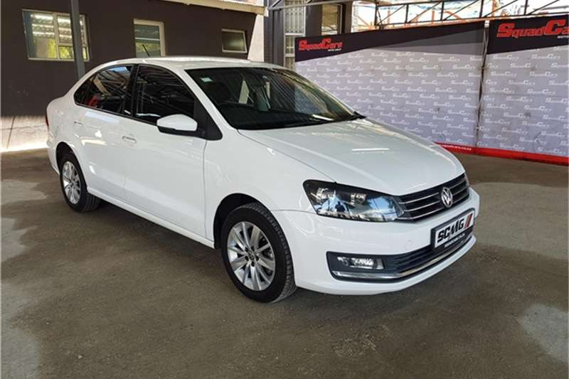 2017 VW Polo sedan 1.5TDI Comfortline