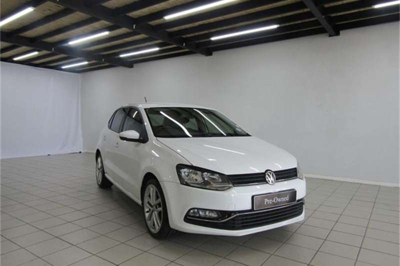 2015 VW Polo 1.2TSI Highline