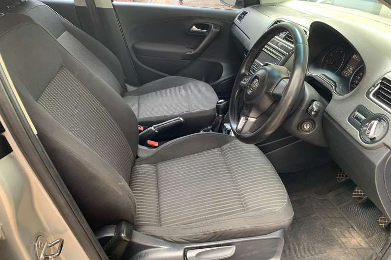 2017 VW Polo 1.4 Comfortline