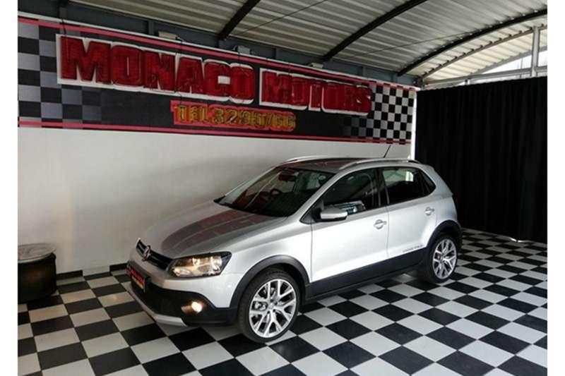 2017 VW Polo Cross  1.2TSI