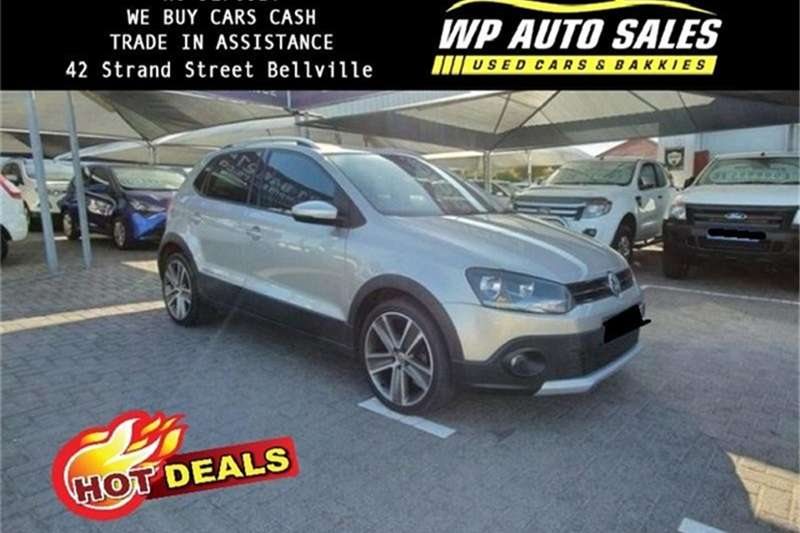 2012 VW Polo Cross  1.6 Comfortline