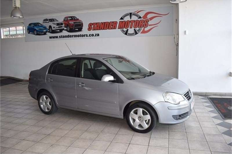 2006 VW Polo Classic 1.9TDI 74kW Highline