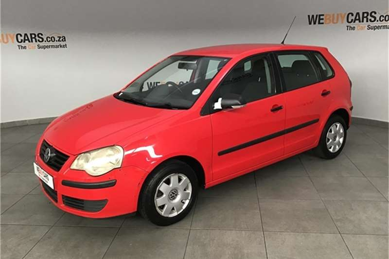 2005 VW Polo 1.4 Trendline