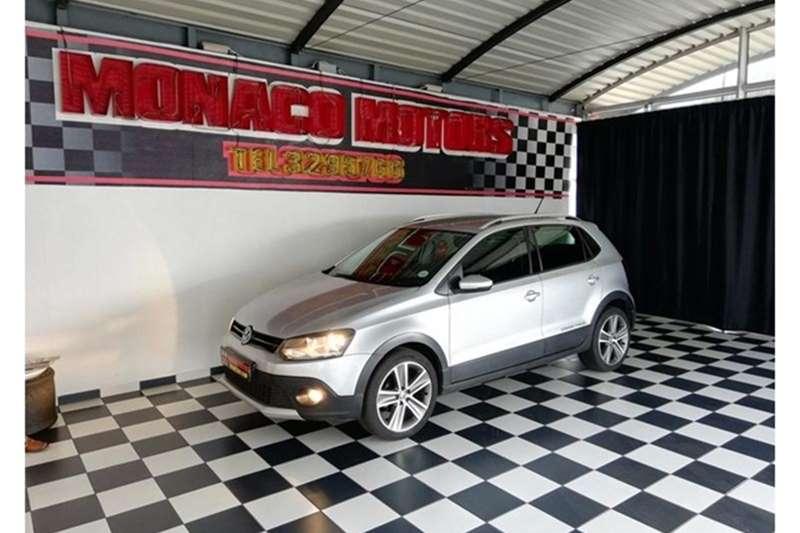 2014 VW Polo Cross  1.6 Comfortline