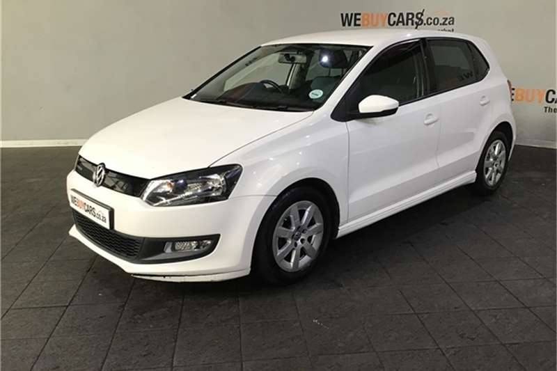 2011 VW Polo 1.2TDI BlueMotion