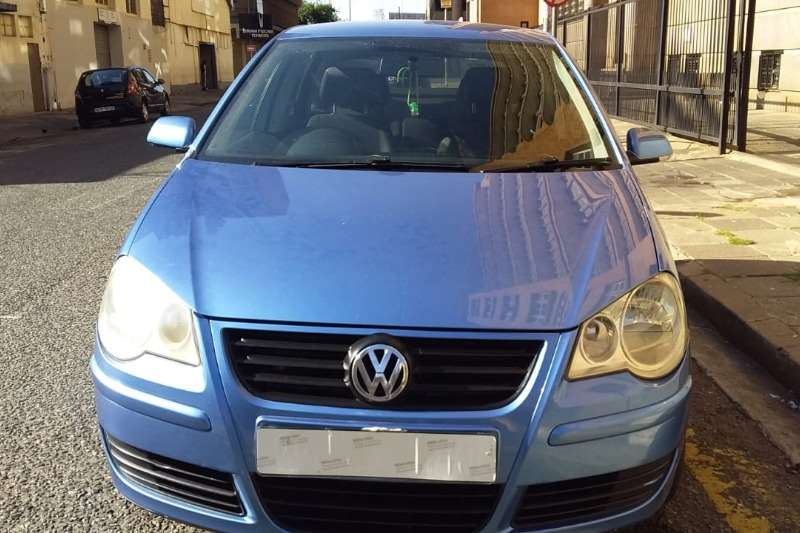 2007 VW Polo 1.6 Comfortline Special Edition