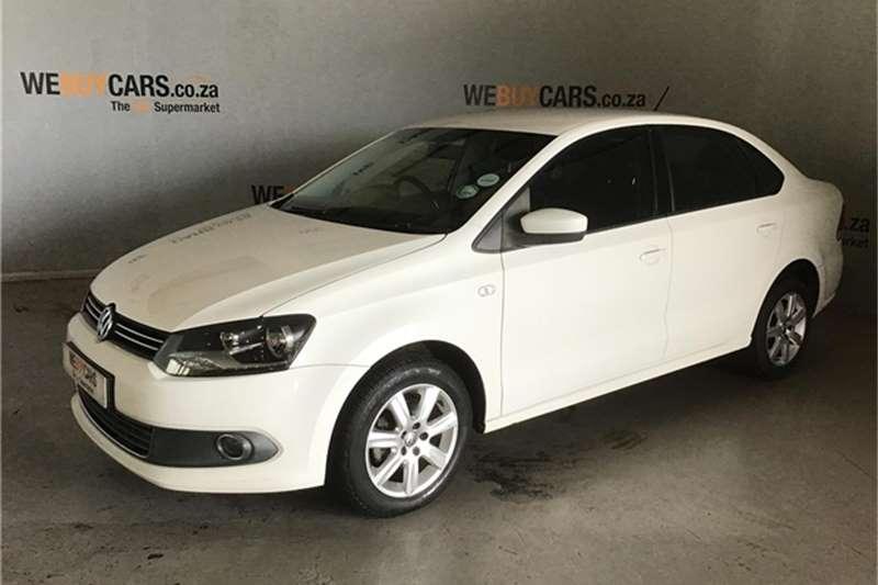 2013 VW Polo sedan 1.6 Comfortline