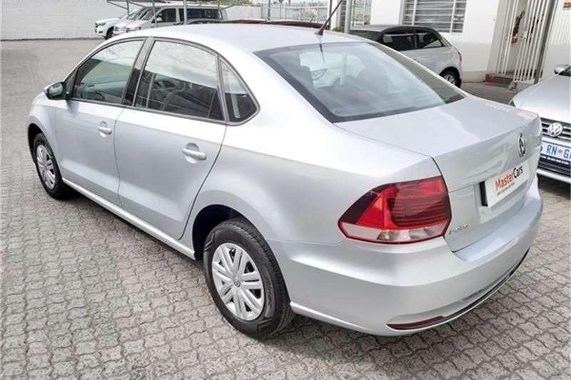 2019 VW Polo sedan 1.4 Trendline