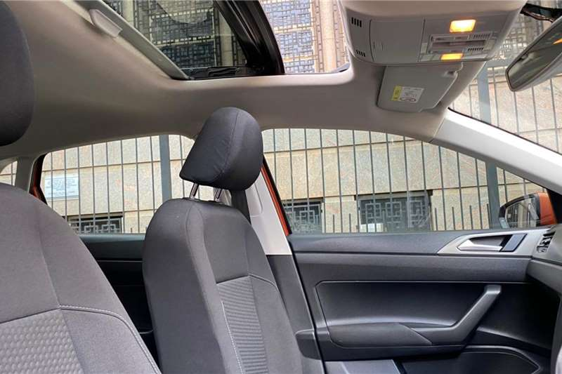 2019 VW Polo 1.2TSI Comfortline