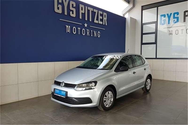 2017 VW Polo 1.2TSI Trendline