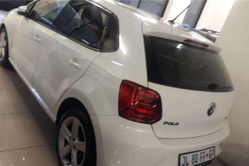 2015 VW Polo hatch 1.4TDI Highline