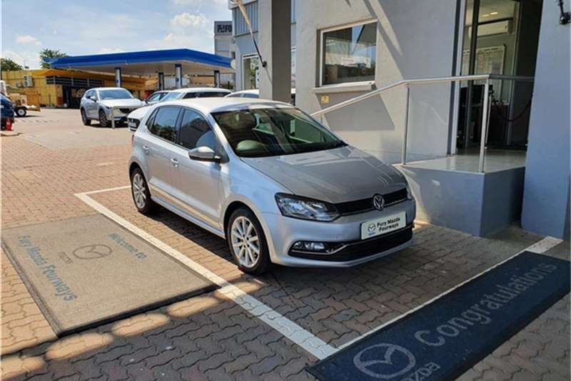 2014 VW Polo 1.2TSI Highline auto