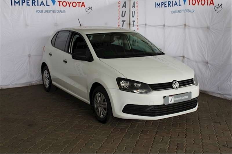 2016 VW Polo hatch 1.4TDI Trendline