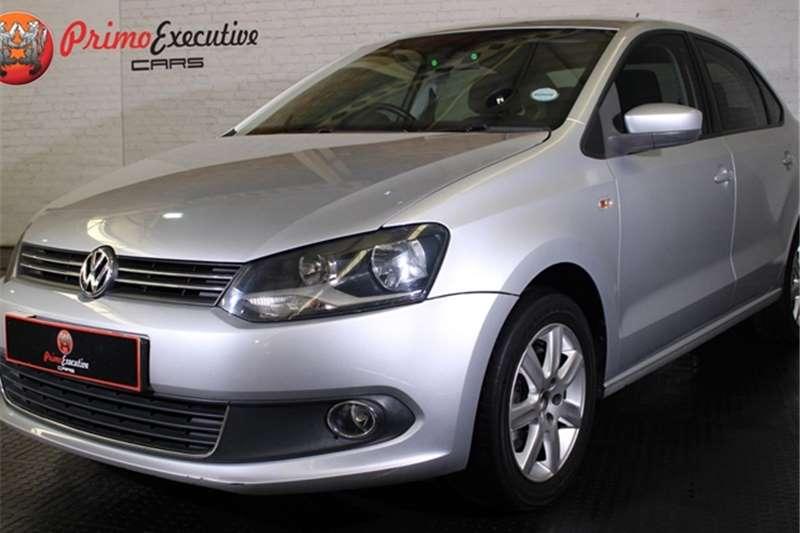 2012 VW Polo sedan 1.6TDI Comfortline