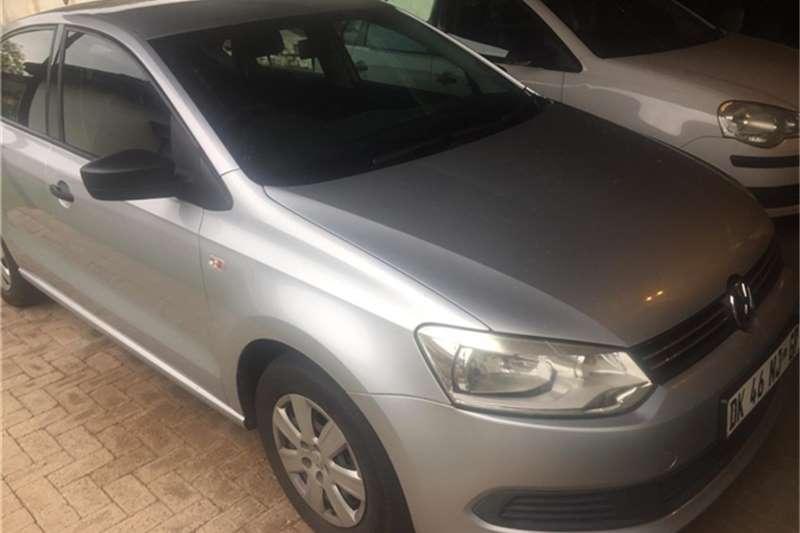 2013 VW Polo sedan 1.6 Trendline
