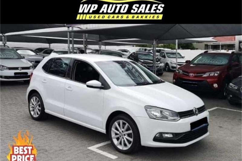 2014 VW Polo 1.2TSI Highline