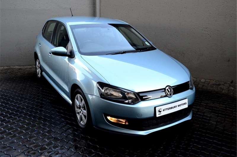 2013 VW Polo 1.2TDI