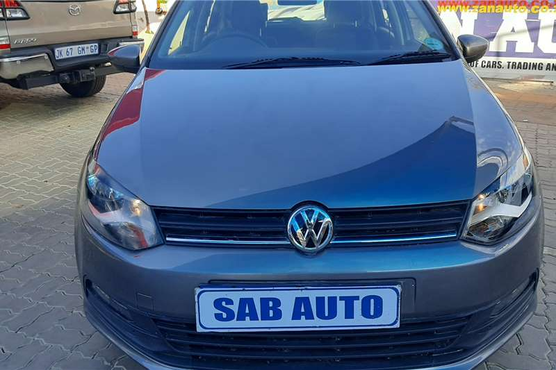 2019 VW Polo 1.6 Comfortline tiptronic