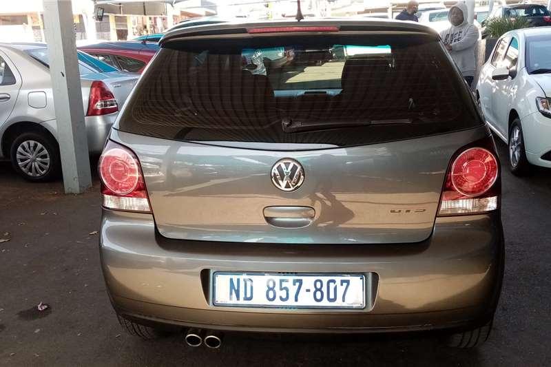 2017 VW Polo 1.8 GTI