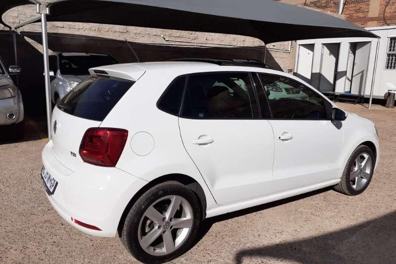 2017 VW Polo 1.2TSI Highline