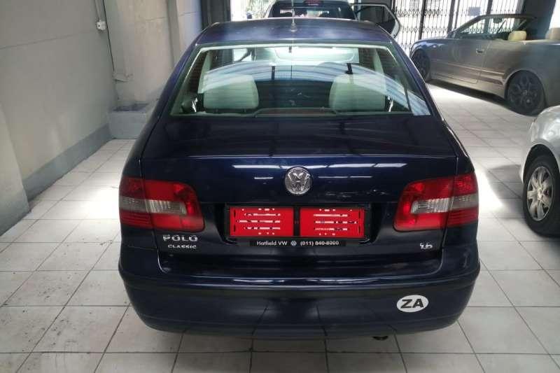 2004 VW Polo Classic 1.6 Comfortline