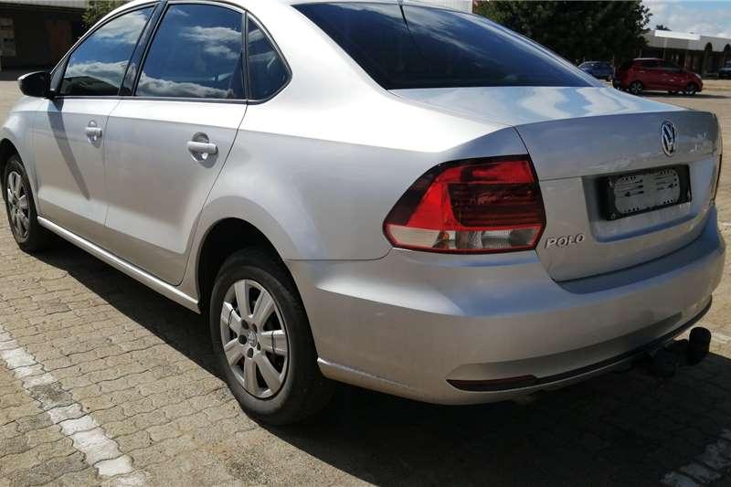 2015 VW Polo sedan 1.6 Trendline